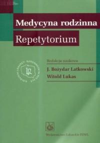 Medycyna rodzinna. Repetytorium - okładka książki