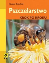Pszczelarstwo krok po kroku - okładka książki