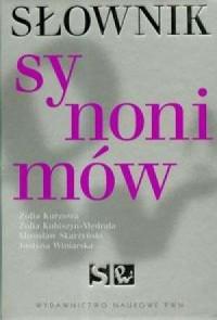 Słownik synonimów - okładka książki