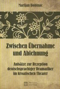 Zwischen Ubernahme und Ablehnung - okładka książki