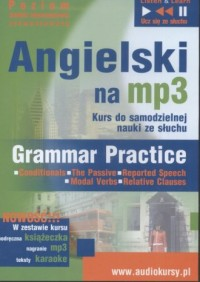 Angielski na mp3. Grammar Practice (CD mp3) - okładka podręcznika