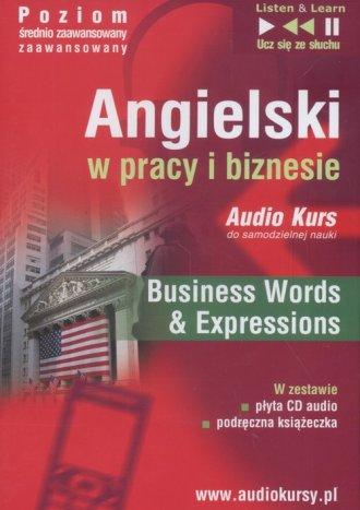Angielski w pracy i w biznesie - okładka podręcznika