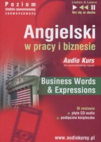 Angielski w pracy i w biznesie (CD) - okładka podręcznika