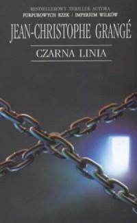 Czarna linia - okładka książki