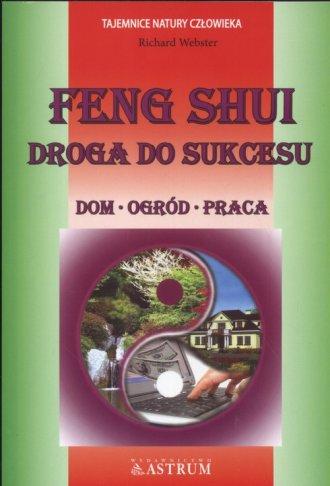 Feng shui. Droga do sukcesu - okładka książki