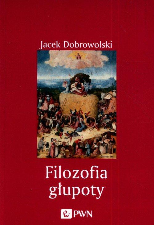 Filozofia głupoty - okładka książki