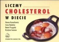 Liczymy cholesterol w diecie - okładka książki