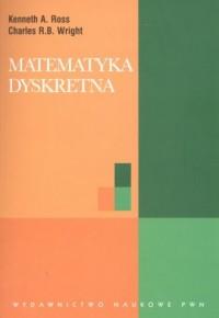 Matematyka dyskretna - okładka książki