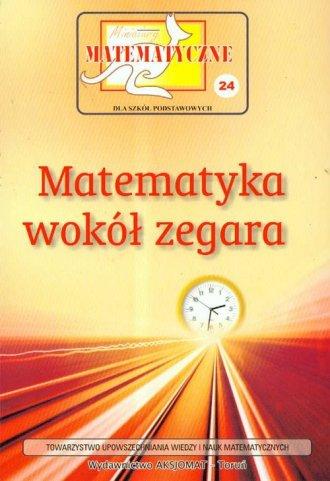 Miniatury matematyczne 21. Szkoła - okładka podręcznika