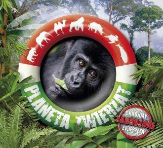 Planeta zwierząt - okładka książki