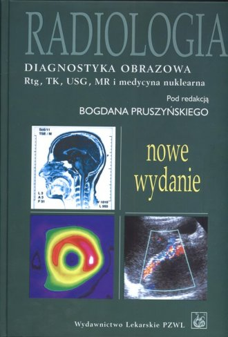 Radiologia. Diagnostyka obrazowa - okładka książki