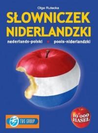 Słowniczek niderlandzki - okładka książki