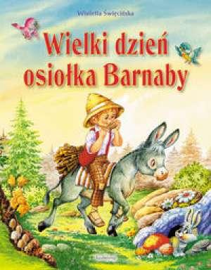 Wielki dzień osiołka Barnaby - okładka książki