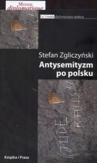 Antysemityzm po polsku - okładka książki