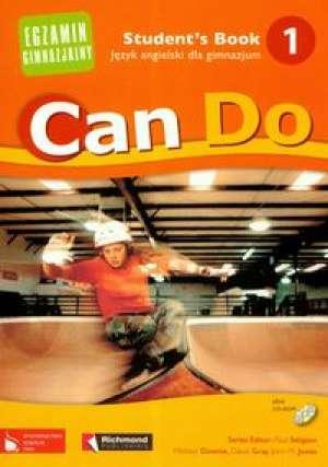 Can Do Students Book 1. Język angielski - okładka podręcznika