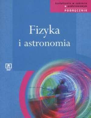 Fizyka i astronomia cz. 1. Liceum - okładka podręcznika