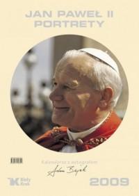 okładka książki - Jan Paweł II. Portrety 2009
