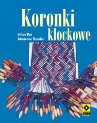 Koronki klockowe - okładka książki