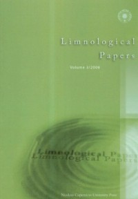Limnological Papers. Volume 3/2008 - okładka książki