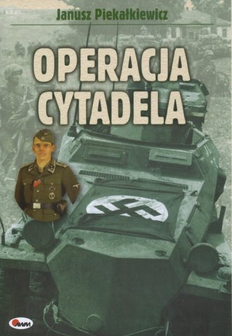 Operacja Cytadela - okładka książki