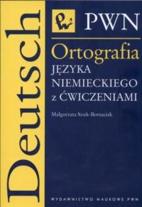 Ortografia języka niemieckiego - okładka książki