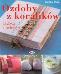 Ozdoby z koralików - okładka książki