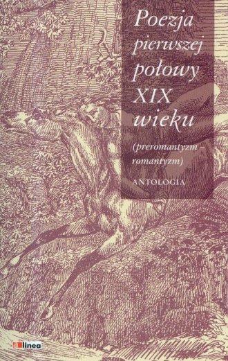 Poezja pierwszej połowy XIX wieku. - okładka książki