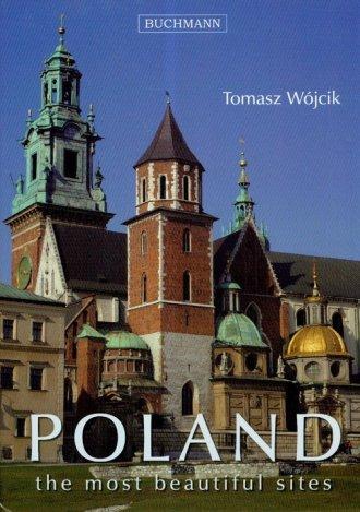 Poland. The most beautiful sites - okładka książki