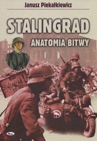 Stalingrad. Anatomia bitwy - okładka książki