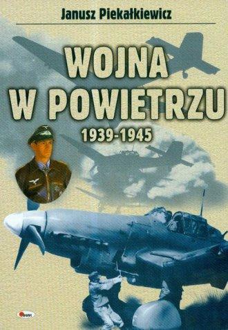 Wojna w powietrzu 1939-1945 - okładka książki