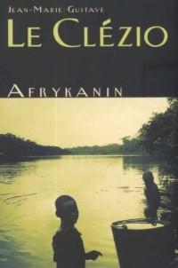Afrykanin - okładka książki