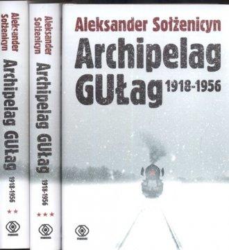 Archipelag Gułag 1918-1956. Tom - okładka książki