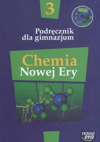 Chemia Nowej Ery 3. Gimnazjum. - okładka podręcznika