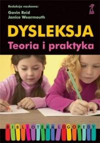 Dysleksja - okładka książki