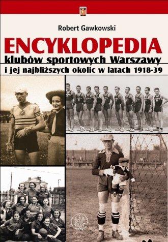 Encyklopedia klubów sportowych - okładka książki