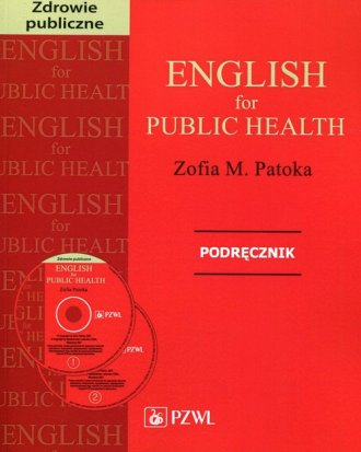 English for public health (+ 2 - okładka książki