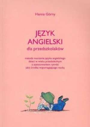 Język angielski dla przedszkolaków - okładka podręcznika