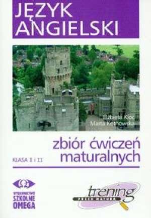 Język angielski. Zbiór ćwiczeń - okładka podręcznika