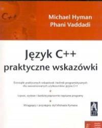 Język C++. Praktyczne wskazówki (+ CD) - okładka książki