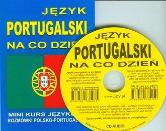 Język portugalski na co dzień. - okładka podręcznika