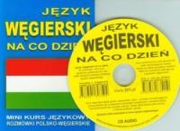 Język węgierski na co dzień (+ CD) - okładka podręcznika