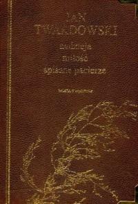 Nadzieja miłość spisane pacierz - okładka książki