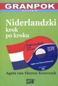 Niderlandzki krok po kroku (+ CD) - okładka książki