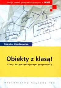 Obiekty z klasą. Listy do początkującego programisty - okładka książki