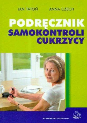Podręcznik samokontroli cukrzycy - okładka książki