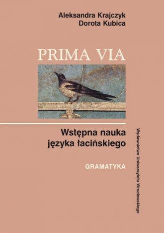 Prima Via Wstępna nauka języka - okładka książki