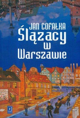 Ślązacy w Warszawie - okładka książki