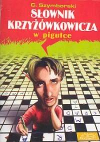 Słownik krzyżówkowicza - okładka książki