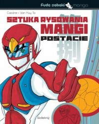 Sztuka rysowania mangi. Postacie - okładka książki
