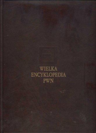 Wielka Encyklopedia PWN. Tom 31 - okładka książki